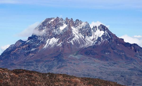 Вулкан Мавензи