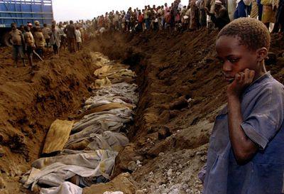 геноцид в Руанде