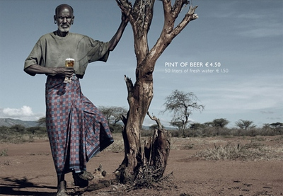 Пиво в Африке