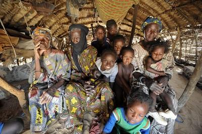Африканское гостеприимство