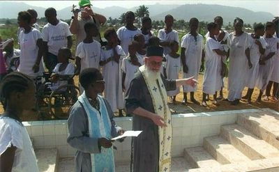 Христианские миссионеры в Африке