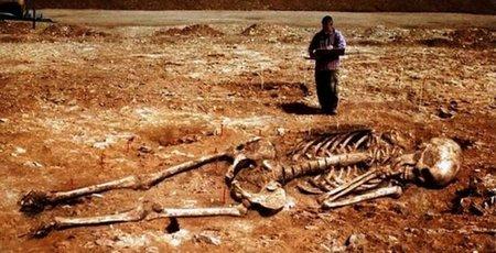 Археология в Африке