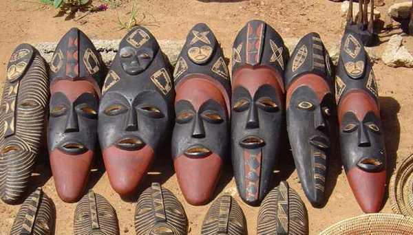 Африканские маски