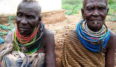 Африканские старики