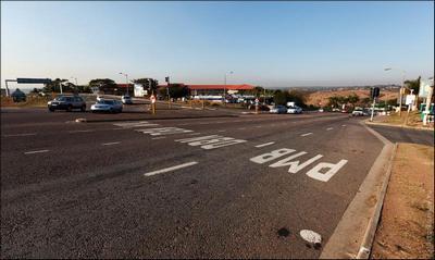 Дороги в Южной Африке