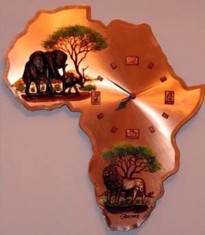 час у Африці