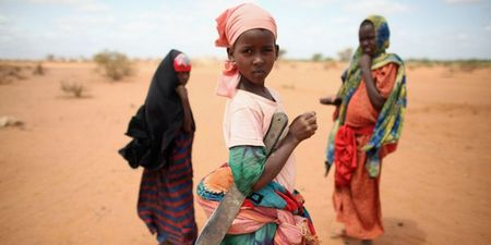 Женщины в Африке