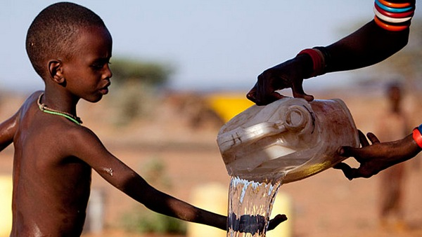 вода у Африці