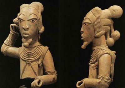 мистецтво в Нігерії