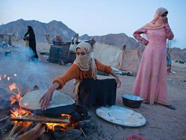 бедуинское поселение