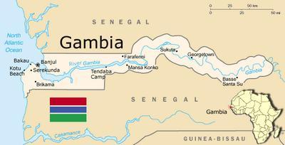 Гамбія