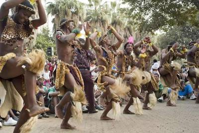 африканський танець