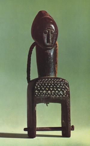 Африканская скульптура