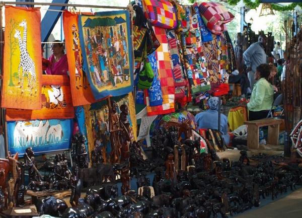 кенійський ринок