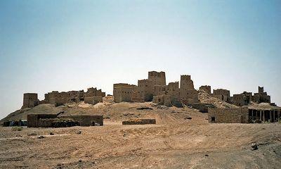Покинуті міста східної Африки