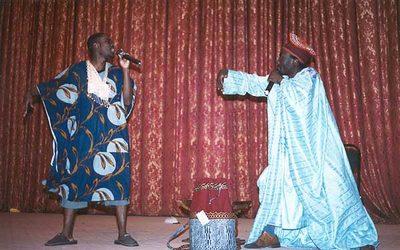 африканский театр