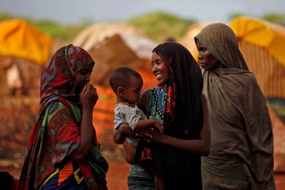 женщины  в Сомали