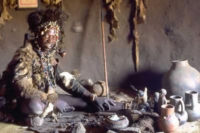 африканский целитель