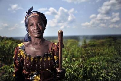 африканские фермеры