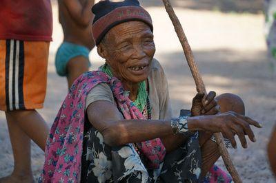 африканский старик