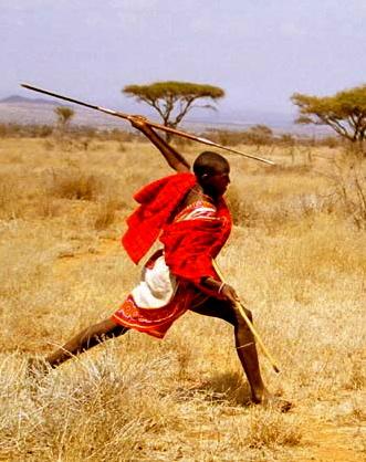 масай