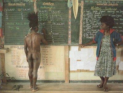 Математика у Африці