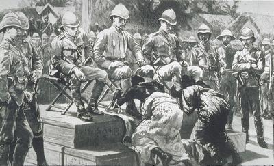 колоніалізм в Африці