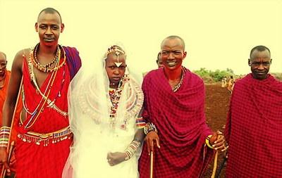 африканські шлюбні традиції