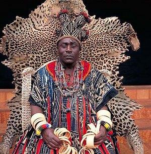 африканський вождь