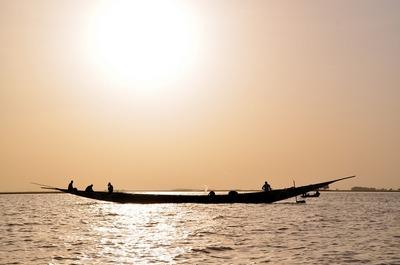 африканская лодка