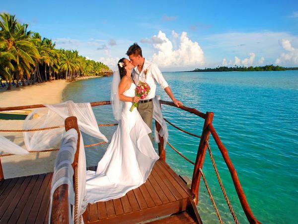 весілля на Маврикії