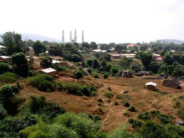 Далаба в Гвинее