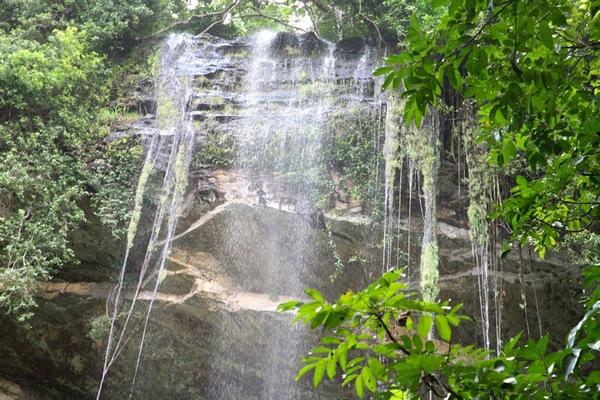 Водоспад на плато Фута-Джаллон
