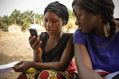 мобільний інтернет в Африці