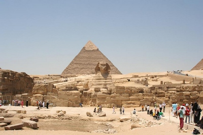 піраміди в Египті