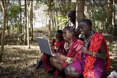 Современные технологии в Африке