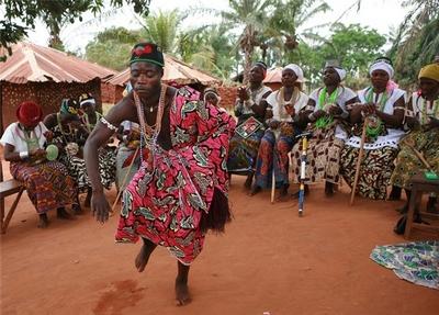 африканське свято width=