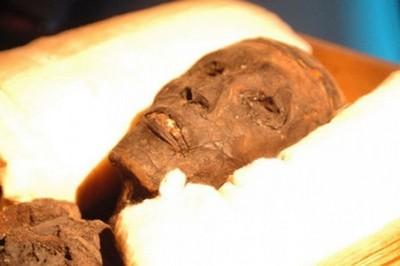 Суп для мумии
