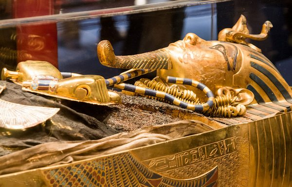 скарби Тутанхамона