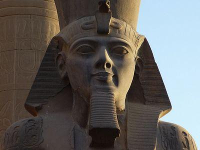 Фараон Рамзес ІІ