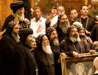 Коптская церковь