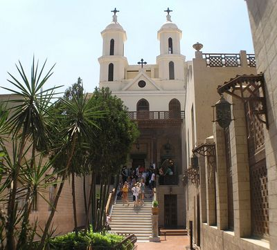 Коптська церква