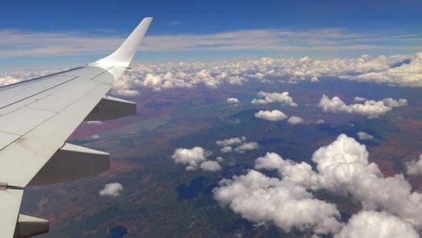 Африка з літака