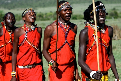 масаї